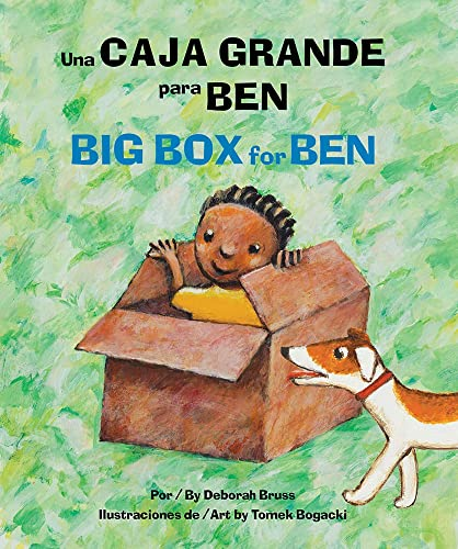 Una Caja Grande Para Ben / Big Box for Ben