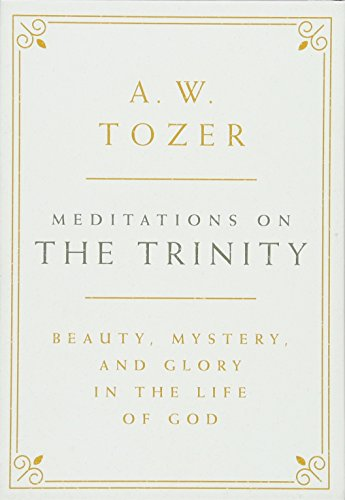 Meditations on the Trinity.