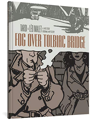 Fog Over Tolbiac Bridge : A Nestor Burma Mystery