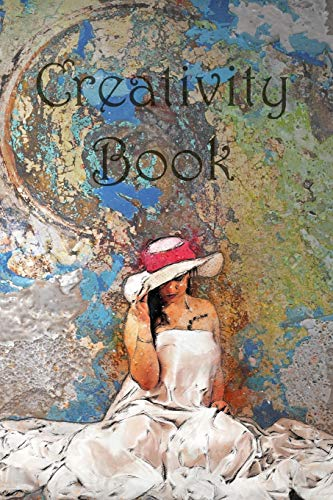 Creativity Book : Notebook / Journal with 200 Lined Pages