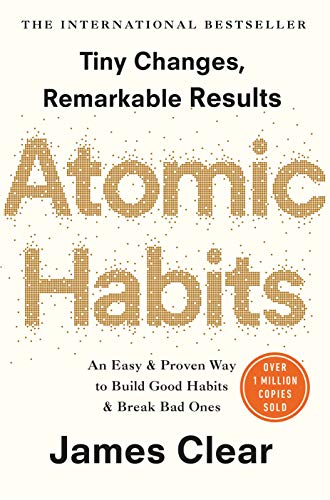 Atomic Habits : the life-changing million-copy #1 bestseller