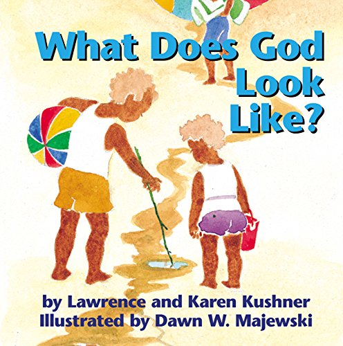 What Does God Look Like : Board Book