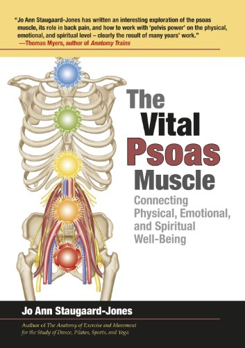 The Vital Psoas Muscle : Connecting Physical, Emotional, and Spiritual Well-Being