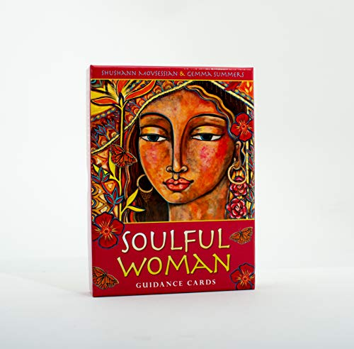 Soulful Woman Guidance Cards : Nurturance, Empowerment & Inspiration for the Feminine Soul
