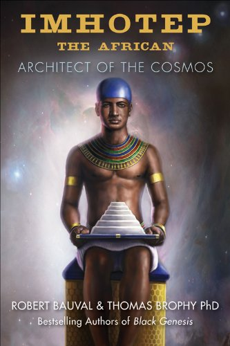 Imhotep the African : Architect of the Cosmos