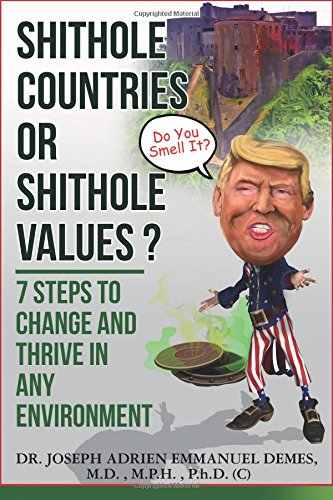 Shithole Countries Or Shithole Values? : 7 Steps to Change and Thrive in Any Environment