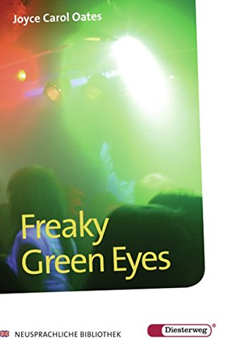 Freaky Green Eyes