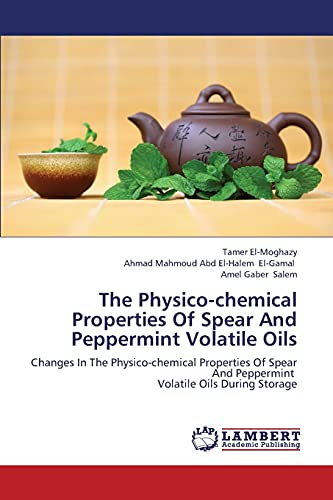 The Physico-Chemical Properties of Spear and Peppermint Volatile Oils