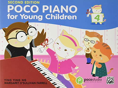 Poco Piano for Young Children Book Four